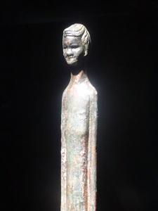 L'Ombra della sera, bronze, 57,50 cm, 3ème siècle avant J.C