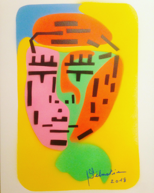portraits  pochoirs   u2013 s u00e9bastien schmitt artiste plasticien
